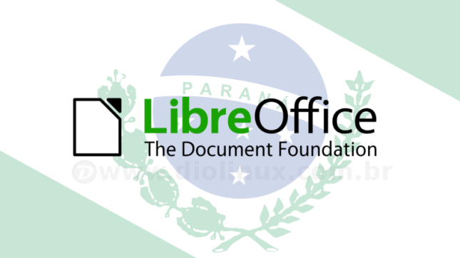libreoffice no parana