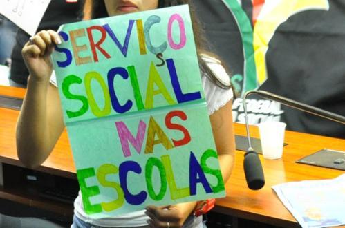 Serviço Social nas Escolas