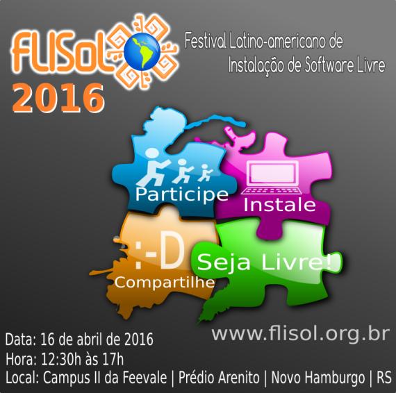 FLISOL_2016